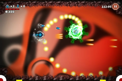 Screenshot Cell War Lite