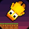 Amazing Duck Jump - A classic retro style escape game